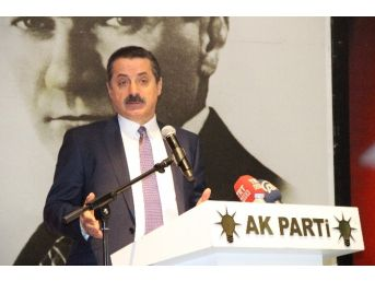 """Bakan Çelik: """"biz Rejim Değiştirmiyoruz, Sistem Değişikliği Olacak"""""""