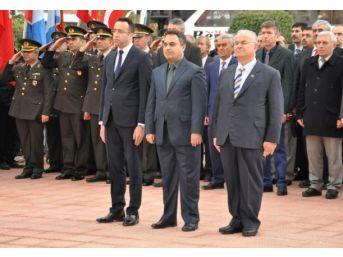 Simav'da Atatürk'ü Anma Törenleri