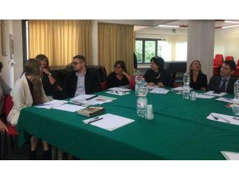 Uşak Üniversitesi Yeni Bir Ab Projesinde Yer Aldı