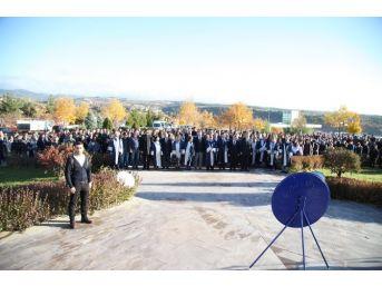 Uşak Üniversitesi'nde Duygu Dolu 10 Kasım Anma Günü Etkinlikleri