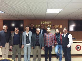 Oda Ve Borsalar Akreditasyon Kıyaslama Toplantısı Sorgun'da Yapıldı