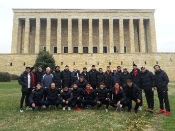 Çanakkale Dardanel Ata'nın Huzurunda