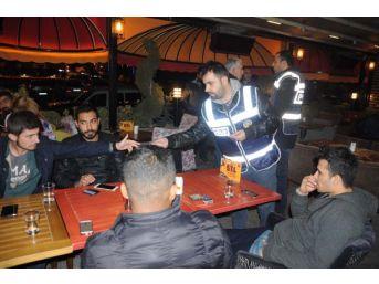 Gaziantep'Te 250 Polisle Huzur Operasyonu