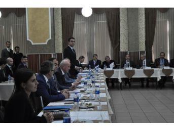 Bakka Öncülüğünde Çöpten Enerji Üretimi Toplantısı Düzenlendi