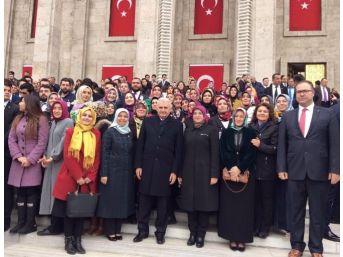 Meram Heyetinden Ankara'ya Ziyaret