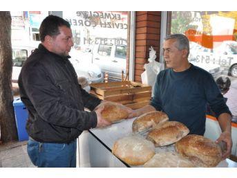 Cevizli Ekmek Hediyelik Ürün Oldu