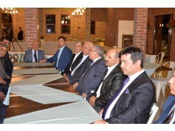 Oda Ve Borsaların Başkanları Gülümser Hatun'da Buluştu