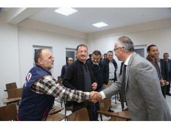 Kurtköy Kültür Merkezi'nde İlk Kurslar Başladı