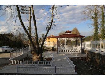 Sapanca Yeni Mahalle'ye Estetik Park
