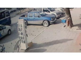 Tokat'ta Kaza Anı Kamerada
