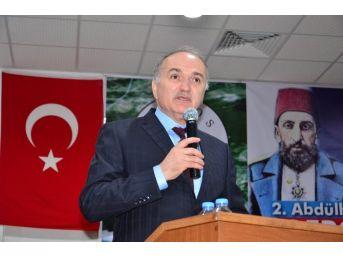 """Bakan Özlü: """"türkiye Yeniden İddia Sahibi Bir Ülke Haline Geldi"""""""
