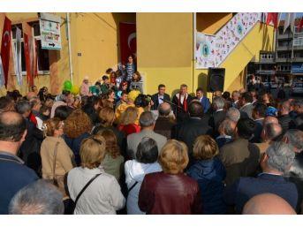 Çaycuma Belediyesi Pamuk Prenses Çocuk Evi Hizmete Girdi