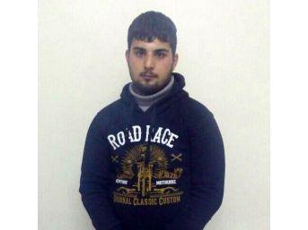 Kasadan Hırsızlık Yapan Suriyeli Tutuklandı