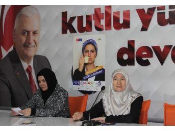 """Ak Partide """"islam Dininde Kadın"""" Konferansı"""