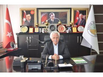 Başkan Toprak Adana'daki Terör Saldırısını Kınadı