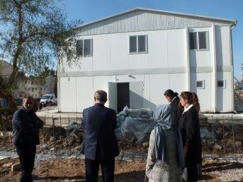 Başkan Atabay, Gündüz Bakımevi İle Kadın Eğitim Merkezini Denetledi