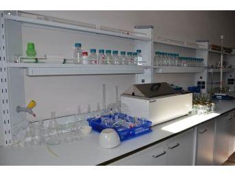 Erzincan Üniversitesinde Araştırma Laboratuvarı Kuruldu