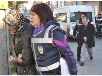 Eskişehir'de Fetö Şüphelisi 4 Kişi Adliyeye Sevk Edildi