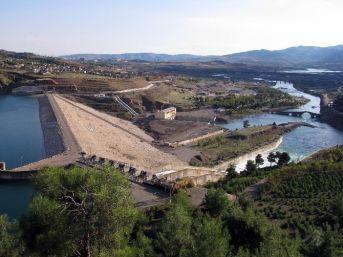 Gaziantep'te 343 Bin Dekar Zirai Arazi Suyla Buluşuyor