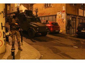 Şişli'de Özel Harekat Destekli Operasyon