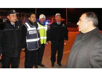 Kırıkkale'de Polisten Huzur Operasyonu