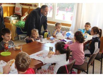 Kırklareli İl Milli Eğitim Müdürü Aşım'dan Okul Ziyaretleri