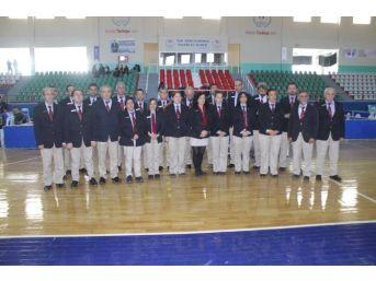 32 Hakem Masa Tenisi Uluslararası Hakemlik Sertifikalarını Aldı