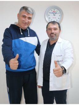 Kırıkkale'den Geldi, Samsun'da Şifa Buldu
