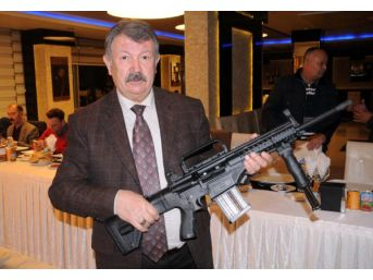 2017'de Tsk'ya 18 Bin 500 Adet Mpt-76 Piyade Tüfeği Üretilecek