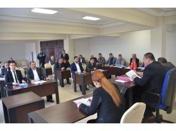 Alaplı Belediye Meclisi Kasım Ayı Toplantısı Tamamlandı