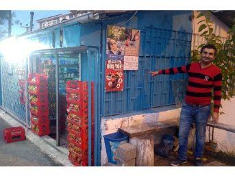 Mahalle Bakkalından Vatandaşlara İlginç Uyarı
