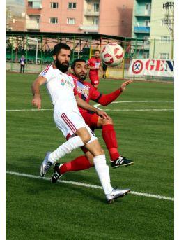 Zonguldak Kömürspor-Fethiyespor: 1-1