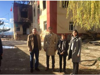Adana Barosu'dan Yangın Mağduru Ailelere Avukatlık Desteği