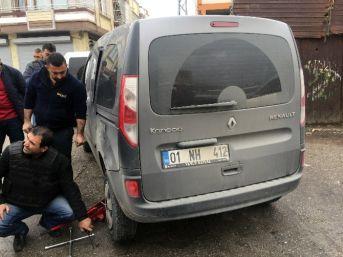 Çalıntı Akü İhbarına Giden Polise Silahlı Saldırı