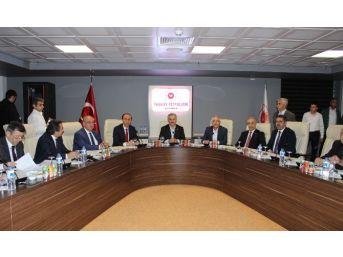 Ulaştırma Bakanı Arslan'ın Adıyaman Temasları