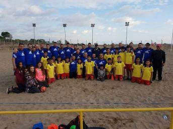 Plaj Futbolu Antrenörlüğü Sertifikasyon Programı