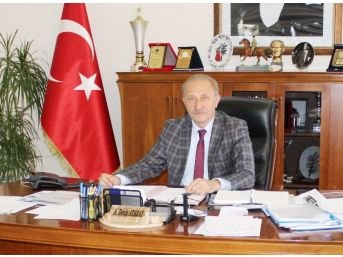 Başkan Atabay'dan Suç Duyurusu