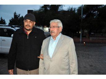 Celal Kılıçdaroğlu, Aydın Vali Yardımcısı Ile Görüştü