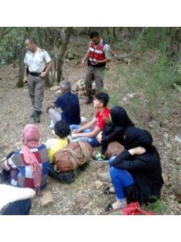 Kuşadası Sahilinde 20 Kaçak İle 2 Organizatör Yakalandı