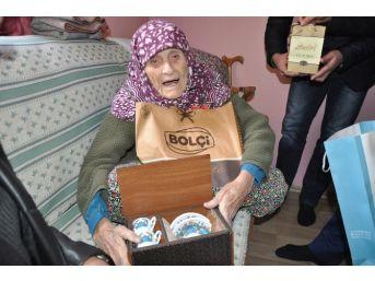 110 Yaşındaki Şükriye Nine Tarihe Meydan Okuyor