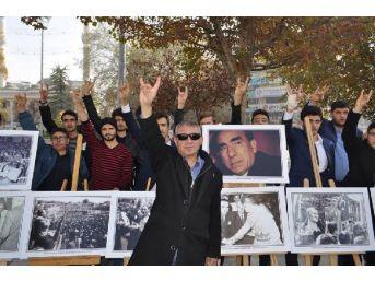 Türkeş Sergisine Atılan Maytap Kavga Çıkardı: 1 Yaralı