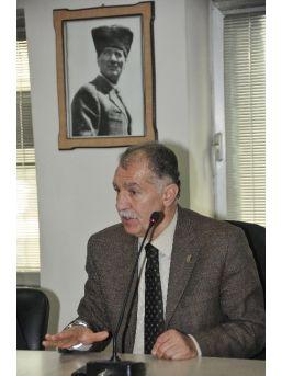 Başkan Fırat, Esbis'i Anlattı