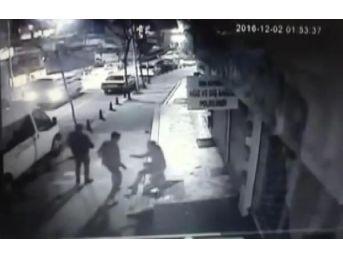 Pendik'te Sokak Ortasındaki Dehşet Kamerada