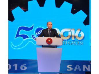 """Cumhurbaşkanı Erdoğan: """"iş Yerlerini Dövizle Kiralayan Esnaf Kardeşlerim Bu İşi Tl'ye Çevirsinler"""""""