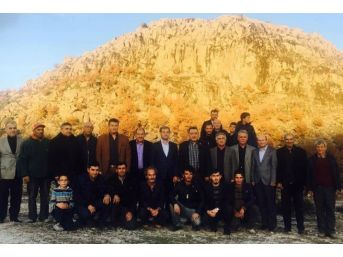 Mustafa Şükrü Nazlı Simav'da Köyleri Ziyaret Etti