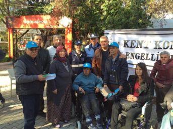 Engelli Vatandaşların Yüzü Güldü