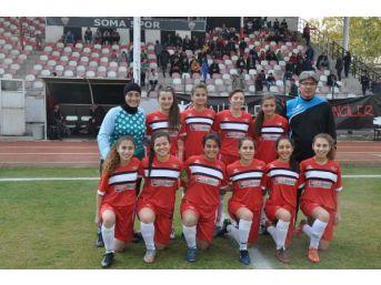 Kadınlar Futbol Liginde Gol Yağmuru: 30-0