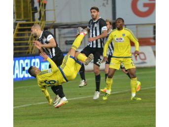 Manisaspor - Gaziantep Büyükşehir Belediyespor: 2-0