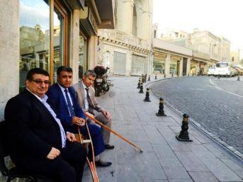 Mardin'de Sakatlar Derneği'ne Hırsız Girdi