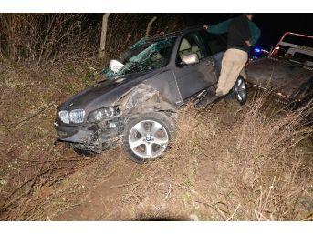 Ortaca'da Trafik Kazası; 5 Yaralı